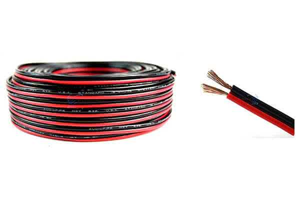 1.0mm 18 Gauge Speaker Cable - Price per meter