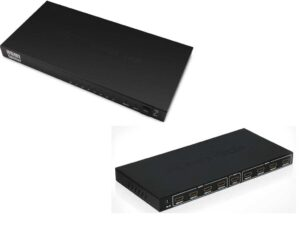 4K x 2K UltraHD (uHD) HDMI 1x8 Splitter (8 outputs), 3D, HDMI v1.4 - Up to 3840 x 2160 Resolution