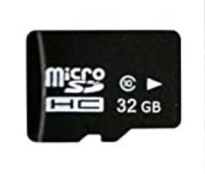 32GB High Speed Micro SD Card (High Capacity) | Class 10 Memory Card