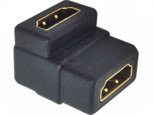 90 Degree HDMI Coupler female to female Standard HDMI Type A adapter