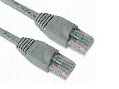 25 Meter CAT6 SFTP Networking LAN Cable up to 1Gbit/s (Shielded Solid Core Ethernet Cable) - Precrimped and tested