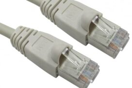 50 Meter CAT6 1Gbit/s Networking LAN Cable (UTP Ethernet Cable) – Precrimped and tested