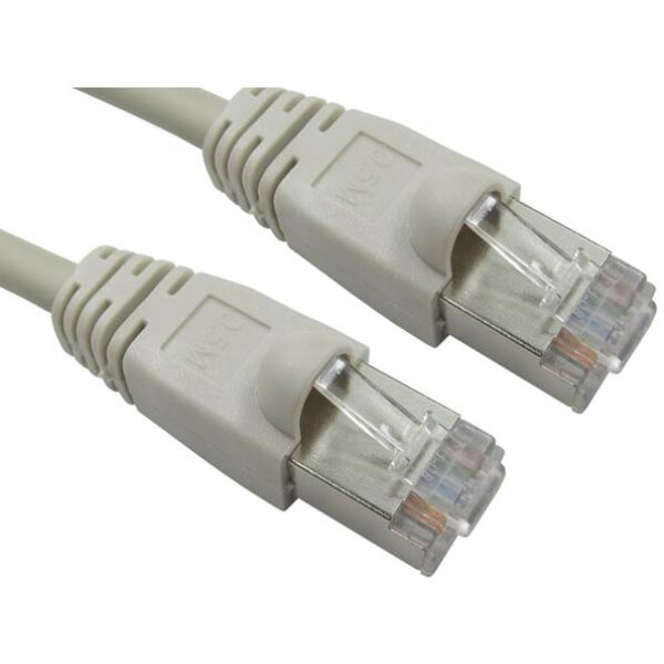 30 Meter CAT6 Gigabit Networking LAN Cable (UTP Ethernet Cable) - Precrimped and tested
