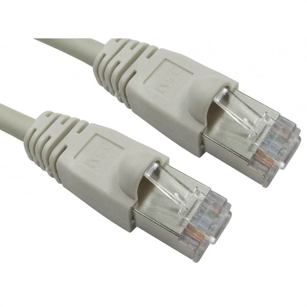 10 Meter CAT 6 Cable Gigabit Networking (UTP Ethernet Cable) – Precrimped and tested