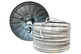 305m Cable Roll - CAT6 Unshielded Twisted Pair (UTP) 23AWG 1 Gigabit/s Cable