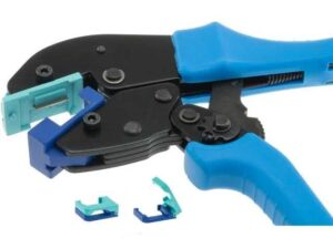 HDMI Crimping Tool + Guide Jig for Custom Professional Installations