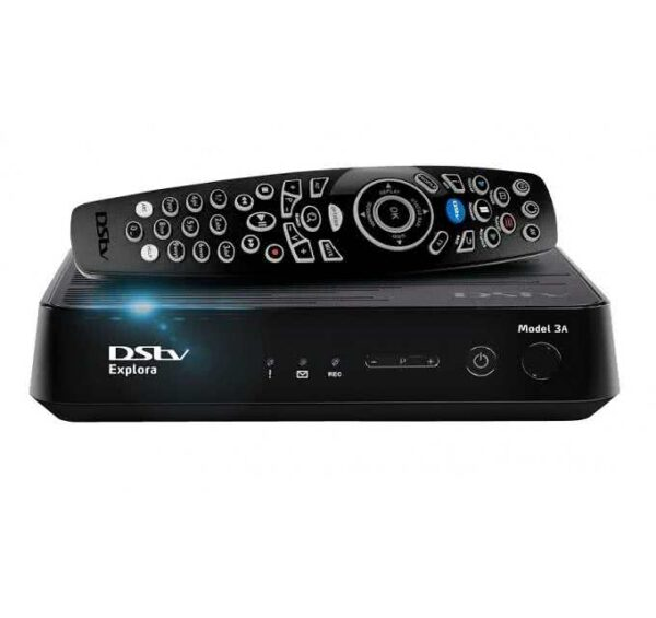 Multichoice DStv Explora 3A Decoder With 1 Terabyte Harddrive (110Hours HD Recording)