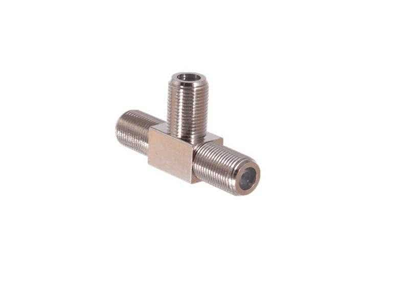 RF / Coax cable T-Piece Inline Adapter