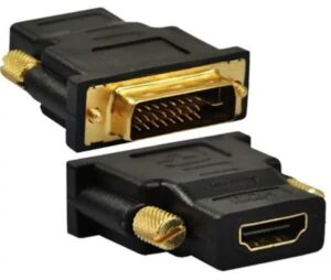 Female HDMI to DVI-D MALE Dual Link adapter