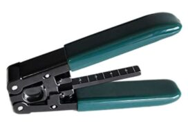 Fiber Cable Stripping Tool for 125 micron fiber for FTTP or FTTH Applications