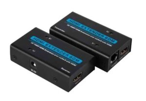 HDMI Extender with Loop-Out HDMI Splitter over CAT6 up to 80 Meter (NO INFRARED)