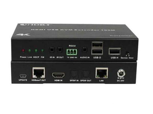 HDMI KVM HDBASET v2.0 Extender Set (TX and RX)