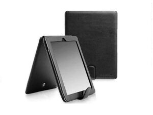 Ipad 1, 2 and 3 Case / Cover with Stand for Portrait Orientation