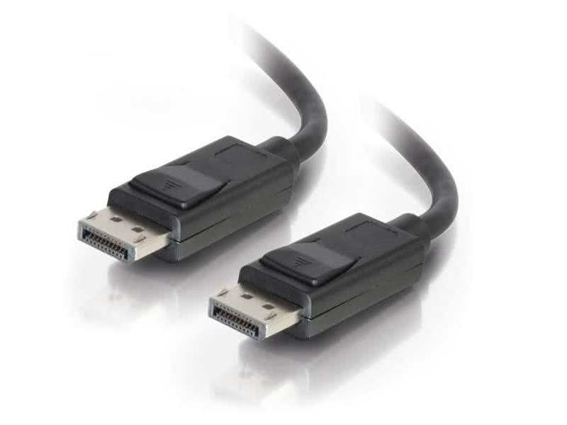 1.8 Meter Male Standard Displayport to Standard Displayport Male Cable - 28AWG
