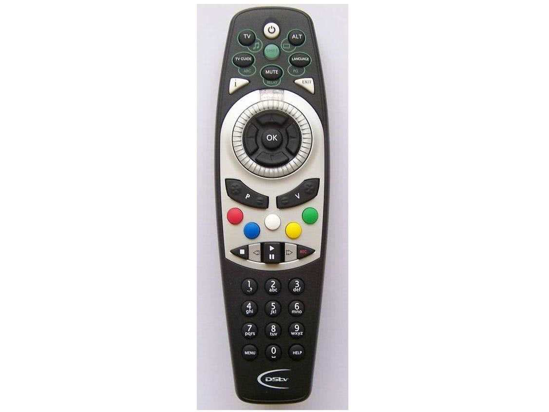 DSTV Multichoice Original A3 HDPVR Remote (No Batteries Included) / Xtraview Capable / IR Learning Programmable