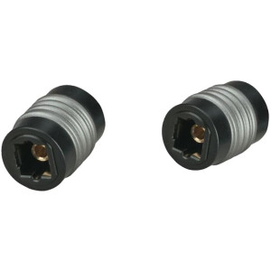 Fiber Optical Toslink Audio Coupler / Socket – Female to Female