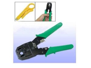 RJ45 / RJ11 / RJ12 Crimping Tool (For UTP and STP ethernet cables)