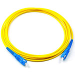 6 Meter SC to SC Fiber Cable | Single Mode 3mm | Fiber Drop Cable 9/125um