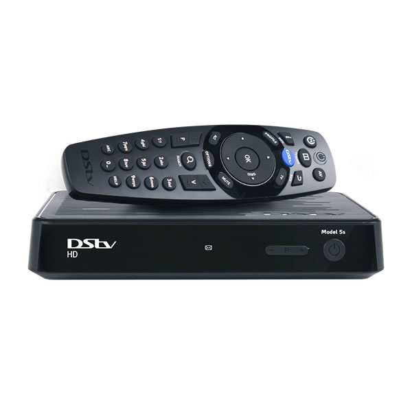 Multichoice HD Single View Decoder 5S
