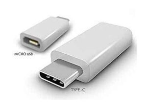 USB 3.1 TypeC Male to Micro USB Female Adapter