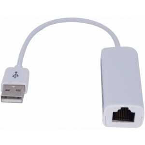 USB to Ethernet Network Adapter – 100Mbit/s Networking