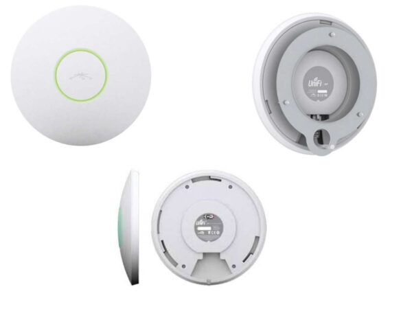 Ubiquiti UniFi UAP PoE (Power over Ethernet) Ceiling or Wallmount  Access Point, 802.11n 2.4Ghz Wifi Range Extender, 1 LAN with AP Management Software