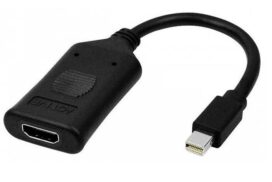 Active Mini Displayport to HDMI Female for AMD Eyefinity 3-6 Displays - Supports 4K UltraHD 3840 x 2160