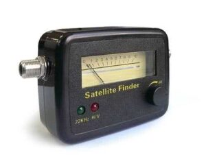 Satellite Dish SATFinder - Mobile or fixed dish alignment tool