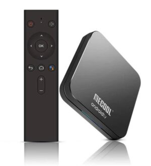 MeCool KM9 Pro TV Box 4k Ultra HD AndroidTV 9.0 Google Certified Media Player – DSTV Now