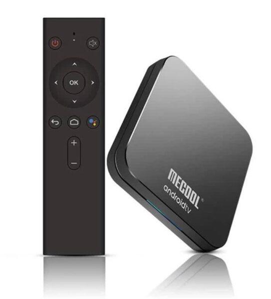 MeCool KM9 Pro TV Box 4k Ultra HD Android 10.0 Google Certified Media Player   DSTV Now   ChromeCast