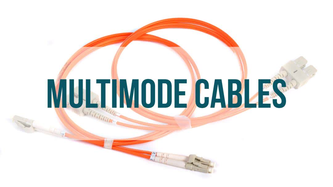 Optic Fiber Cables - Difference between UPC vs APC, Single Mode vs MultiMode and Fiber Cable SFP Compatibility