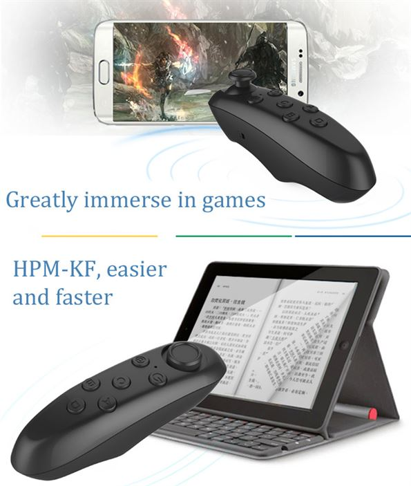 Smartphone / Tablet Bluetooth Gamepad / Remote controller - Android / Ipad / Windows
