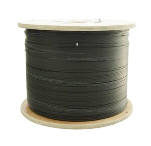2000M Roll | 4 Core Single Mode Fiber Cable | G.657A2 Outdoor Fiber Optic Cable
