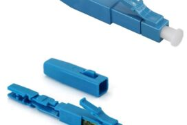 LC UPC Fiber Optic Fast Connector | Field Terminated Connector