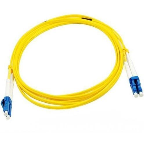 1M Duplex Single Mode UPC LC-LC Fiber Cable | Fiber Optic Patch Cord