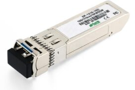 10Gbps Fiber SFP+ Module   Single Mode Dual LC Transceiver   10km   Cisco, Huawei or Generic Switch Compatible
