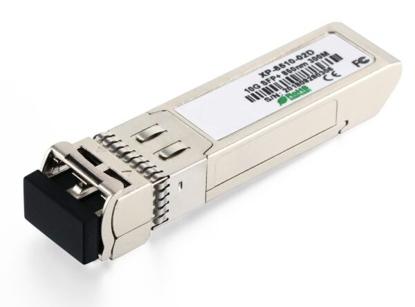 10Gbps Fiber SFP+ Module | Multi Mode Dual LC Transceiver | up to 300 Meter | Cisco, Huawei or Generic Switch Compatible
