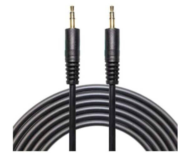 10 Meter Male 3.5mm to 3.5mm Male Audio Jack Cable (Smartphone Aux Cable)