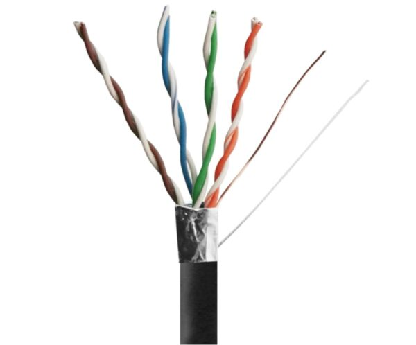 Price per Meter | CAT5e FTP CCA Outdoor Network Cable | UV Protected