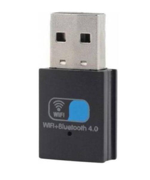 Combo USB Wifi Dongle & Bluetooth v4.0 | 2.4Ghz Wifi