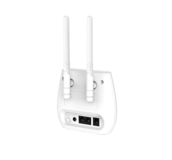 4G LTE Router | 300Mbps 2.4Ghz Wifi Access Point | 2x Fast Ethernet Ports | Tenda 4G480v2