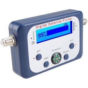 Digital SATFinder | Dish Alignment Tool | Satellite Signal Finder