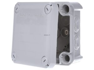 Waterproof CCTV Camera Junction Box for Outdoor Installation | IP66