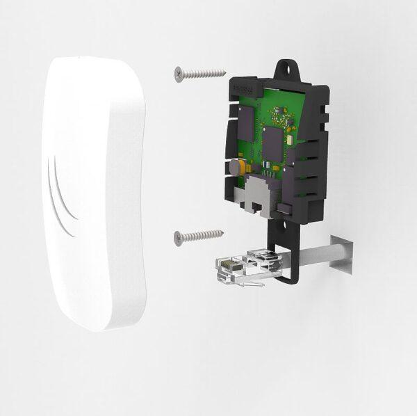 PoE Ceiling Mount Wifi AP | MikroTik cAP Lite 2.4GHz 1.5dBi Access Point